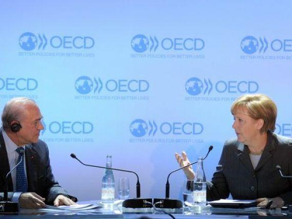 OCDE a suspendat procesul de aderare a Rusiei, pe fondul tensiunilor din Crimeea, si vrea sa consolideze cooperarea cu Ucraina