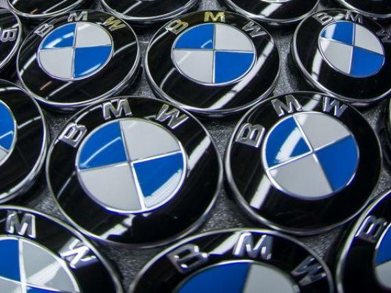 Profit peste asteptari pentru BMW, de 2 miliarde de euro, sustinut de cererea masiva pentru modelele din Seria 3