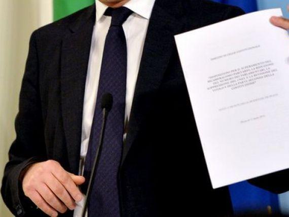 Italia si Spania reduc taxele pe munca si pe profiturile companiilor, pentru a stimula angajarile si cresterea economica