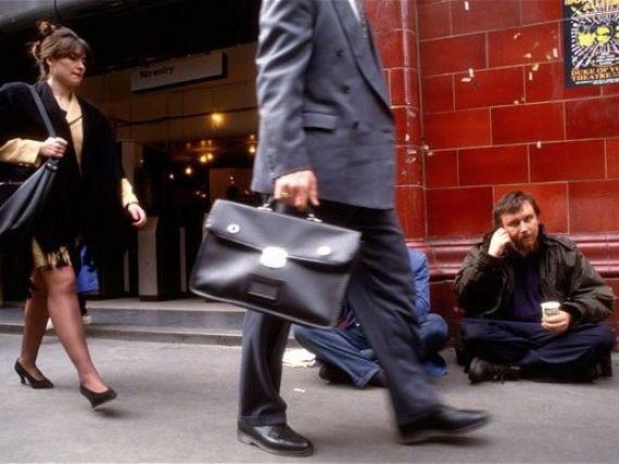 Experti FMI: Masurile de austeritate au crescut inegalitatile sociale in jumatate din Europa. Economistii cer introducerea impozitului progresiv pentru bogati