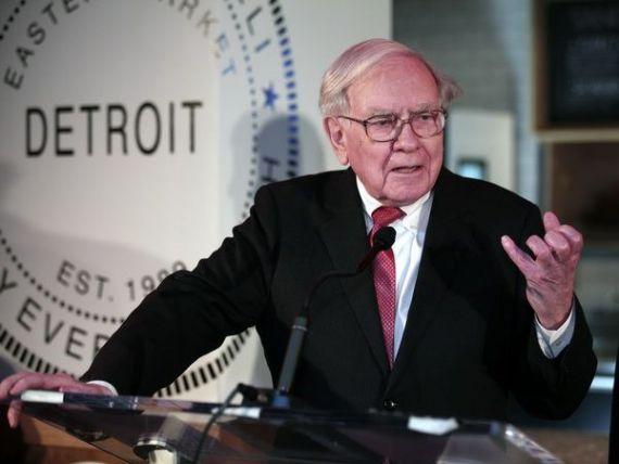 Invataturile lui Warren Buffett catre investitori: Nu vindeti actiuni din cauza Chinei sau Ucrainei si stati departe de bitcoin