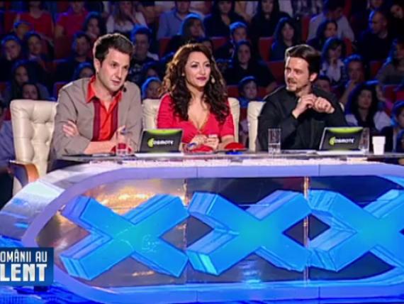 Show-ul  Romanii au talent , difuzat de Pro TV, lider absolut de audienta pe toate segmentele de public