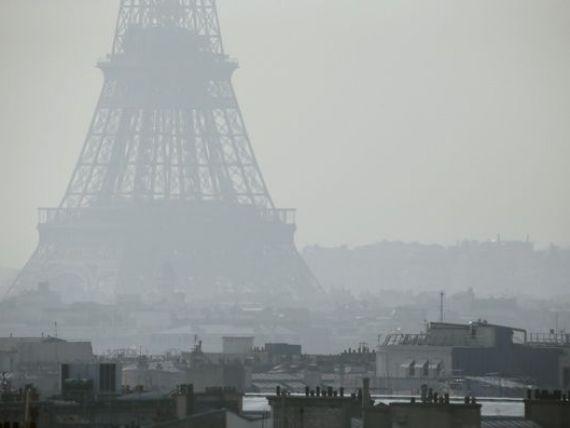 A doua putere a zonei euro face revolutie in trafic din cauza poluarii. Cum vor circula de acum masinile in Paris