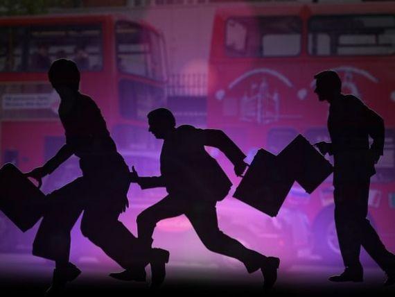 Cutremur  in Londongrad. Sanctiunile contra Rusiei pun in pericol profiturile bancherilor si consultantilor din fostul centru financiar al lumii. In doi ani, rusii au adus 180 mld. dolari in capitala britanica
