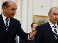 """Basescu: """"Schimbarea frontierelor din regiune nu este exclusa. Cred ca Putin se uita cu cel mai mare jind la gurile Dunarii"""""""