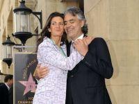 Tenorul italian Andrea Bocelli s-a casatorit cu partenera sa de viata, Veronica Berti