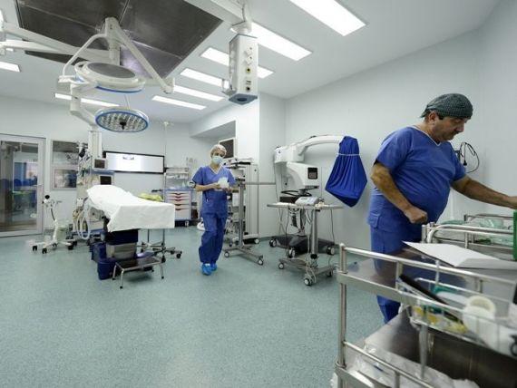 Medicii, atrasi la spitalele din strainatate cu salarii de 10 ori de mari decat in Romania