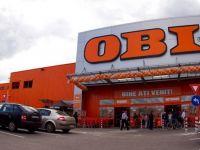 Retailerul de bricolaj Obi se pregateste sa plece din Romania. A acumulat pierderi de 270 mil. lei de cand a intrat pe piata locala