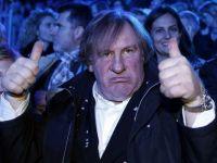 """Gérard Depardieu devine imaginea unei colectii de ceasuri de lux, lansate sub sloganul """"Mandru ca sunt rus"""""""