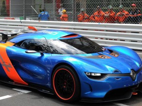 Renault va relansa pe cont propriu brandul sport Alpine, fara partenerul britanic Caterham