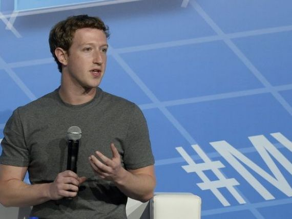 Mark Zuckerberg anunta achizitionarea Oculus VR, lider in tehnologia realitatii virtuale, pentru suma de doua mld. dolari