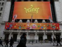 King, producatorul celui mai popular joc al momentului, s-a listat la bursa, atragand 500 milioane de dolari
