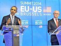 """Concluzii la sfarsit de summit. Obama: """"Rusia va suporta sanctiuni mult mai dure daca va continua sa fie o amenintare pentru Ucraina. SUA vor exporta gaze in Europa"""""""
