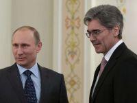 Seful Siemens l-a asigurat pe Putin ca grupul german va continua investitiile in Rusia