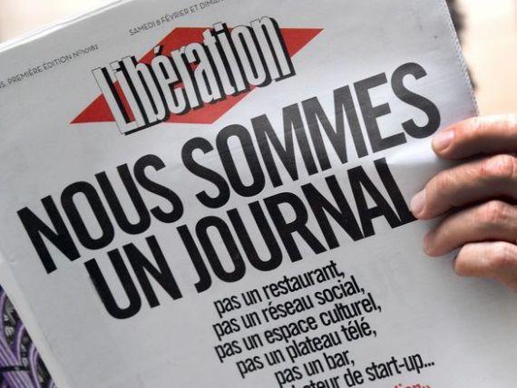Pierre Fraidenraich a fost numit director al cotidianului francez Libération