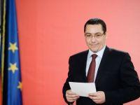 Ponta spune ca salariile bugetarilor nu vor fi taiate, dar nu poate promite o crestere