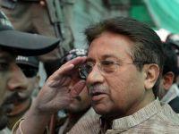"""Fostul presedinte pakistanez Pervez Musharraf a fost inculpat pentru """"inalta tradare"""""""