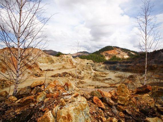 Rosia Montana Gold Corporation disponibilizeaza 80% dintre angajati. 1.000 de familii din Apuseni, afectate