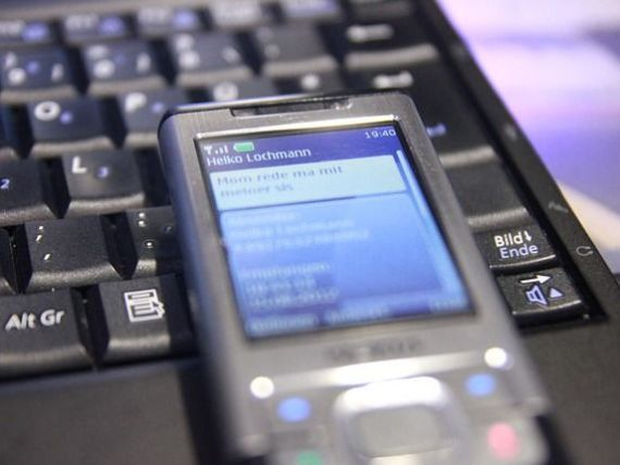 Plata taxelor si impozitelor pe www.ghiseul.ro de pe telefonul mobil, disponibila si pentru firme