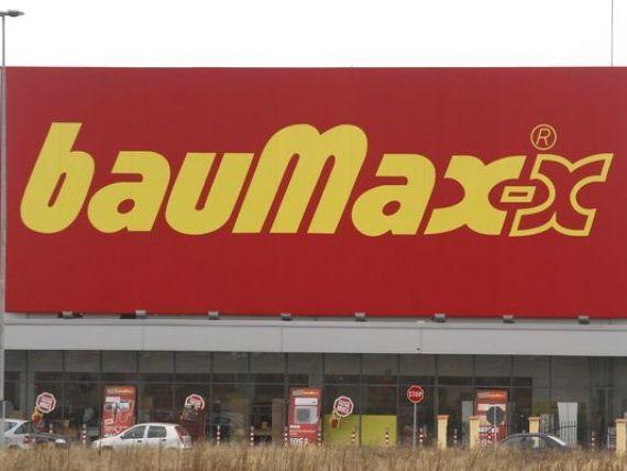 BauMax decide pana la sfarsitul lunii aprilie daca se retrage din Romania si alte tari din regiune
