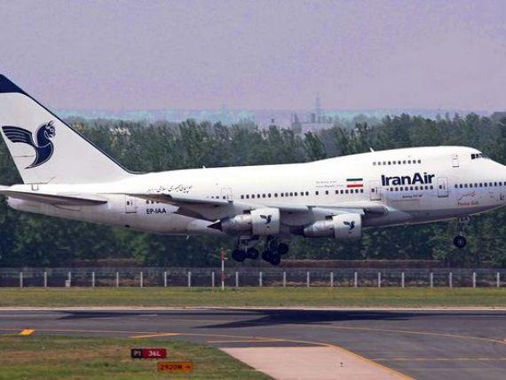 Boeing va vinde Iranului piese de schimb pentru avioane de linie