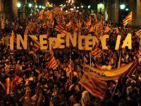 """Parlamentul spaniol blocheaza referendumul pentru ruperea celei mai bogate regiuni a tarii de Madrid. Catalanii cauta """"alt cadru legal"""" pentru organizarea plebiscitului"""