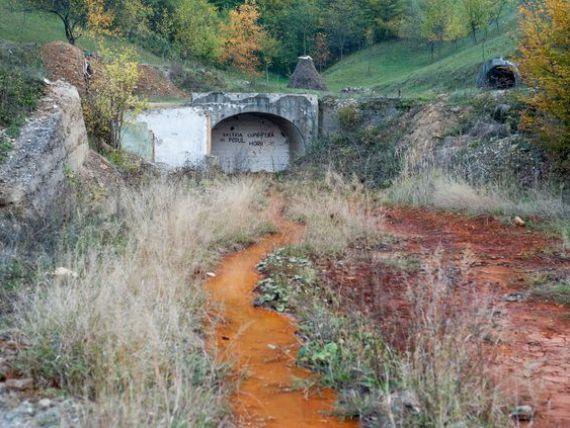 Mineritul, viitorul Romaniei. Director in Ministerul Economiei: Multe dintre resursele subterane sunt  cantonate  in mine inchise