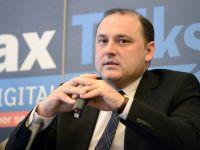 Actiunile statului la Romtelecom valoreaza intre 300 si 600 milioane de euro. Cotovelea: Cea mai buna varianta de vanzare ar fi negocierea directa
