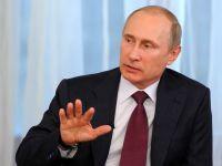 """Putin discuta """"deconectarea Internetului"""" in Rusia in caz de razboi sau situatie de criza"""