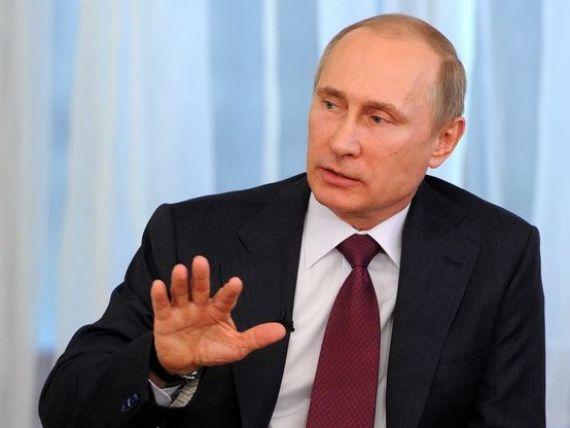 Vladimir Putin: Rusia nu intentioneaza sa reconstruiasca URSS. Sanctiunile economice pot afecta economia europeana si mondiala. Mesajul transmis lui Obama