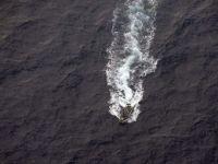 O pelicula de carburant, detectata in zona de cautare a zborului MH370
