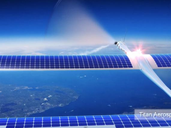 Google cumpara producatorul de drone Titan, companie pe care a ofertat-o si Facebook