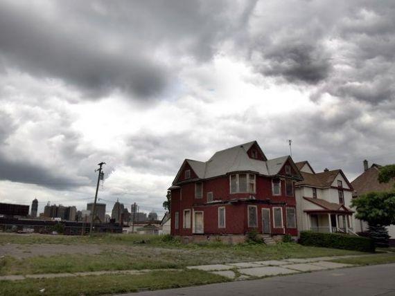 Orasul din America unde locuintele se vand cu 1.000 de dolari