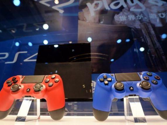 Sony a vandut 7 milioane de console PlayStation 4 in cinci luni de la lansare