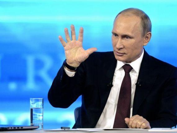 Cum s-ar putea razbuna Rusia pentru sanctiunile impuse de Occident. Cele 14 optiuni, de la  plauzibil la fantezie , care pot ajunge pe biroul lui Putin