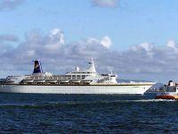 40 de nave de croaziera au anulat acostarile la Odesa si vor sosi la Constanta in acest an