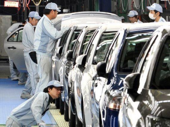 Toyota recheama pentru reparatii 1,75 milioane de autovehicule la nivel global