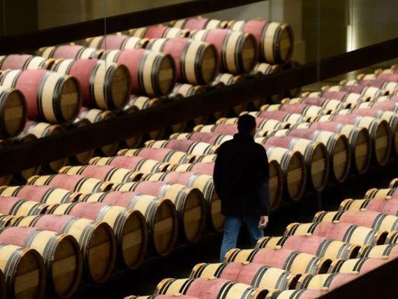 O firma chineza vrea sa cumpere activele, stocurile de vin si marcile Vinarte cu 3,6 milioane euro