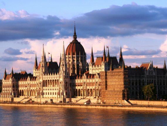 Ungaria a redus dobanda cheie la un minim record