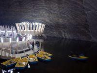 Romania frumoasa. Salina Turda, pe locul 2 intr-un clasament realizat de CNN al celor mai atractive 10 locuri subterane care trebuie vizitate