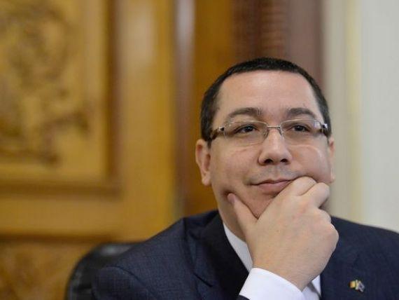Ponta:  Cifrele preliminare indica o crestere economica de 3,2% pentru trimestrul I. Greu de scazut, in acest an, TVA la alte produse, daca reducem CAS
