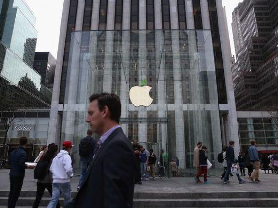 Apple vrea sa atraga 2,8 miliarde euro printr-o emisiune de obligatiuni. O premiera pentru gigantul IT