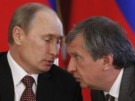 Obama tocmai l-a sanctionat pe  cel mai infricosator om de pe Planeta , denumit  Darth Vader  al Rusiei. Cine este Igor Sechin, fost agent KGB si mana dreapta a lui Vladimir Putin