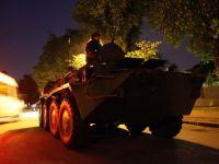 CRIZA din Ucraina: Operatiune la Slaviansk. Un elicopter a fost doborat, un pilot a fost ucis. Ucraina reintroduce armata obligatorie