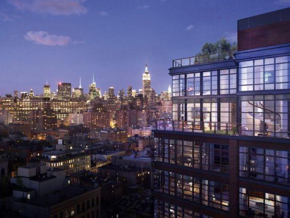 Un penthouse a devenit cel mai scump apartament din Londra, cumparat pentru 140 mil. lire
