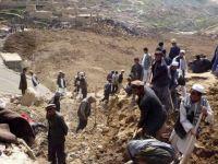 Oficial ONU: Bilantul alunecarii de teren din Afganistan ajunge la 2.000 de morti