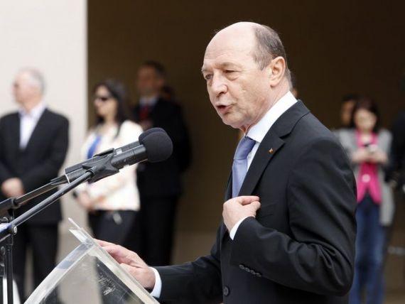 Precizarile presedintelui referitoare la scandalul in care este implicat Mircea Basescu: Nu am primit niciun ban sau bun de la Sandu Anghel