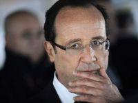 "Hollande: ""Recuperarea economica va permite Frantei sa reduca taxele"""