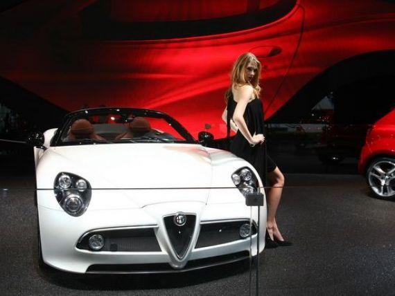Fiat va investi 5 miliarde de euro pentru relansarea Alfa Romeo