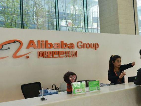 Compania chineza de comert online Alibaba vrea sa doboare recordul la bursa din New York cu cea mai valoroasa listare din istorie